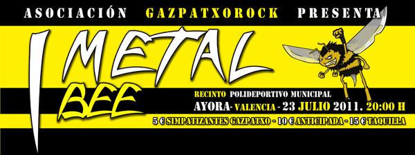 I Metal Bee, nuevo festival valenciano