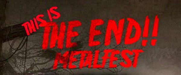 El This Is The End!! MetalFest visita Madrid en diciembre