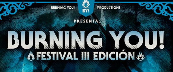 Sorteamos 3 abonos para el Burning You! Festival