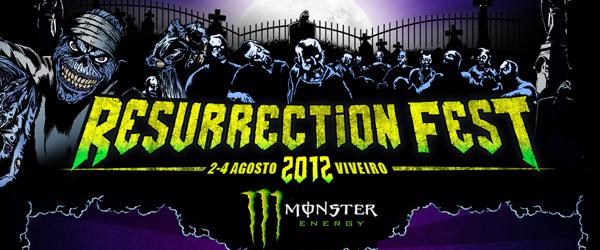 Más confirmaciones y cambios en el Resurrection Fest