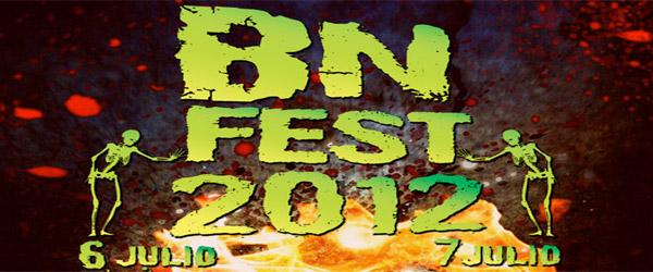 BN Fest 2012: Texas in July, Alea Jacta Est, Tides of Virtue