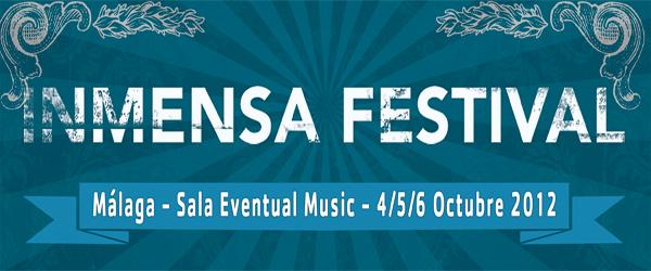 RockZone con el Inmensa Festival de Málaga