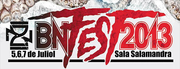 [Crónica] BNFest 2013 en Salamandra, L'Hospitalet
