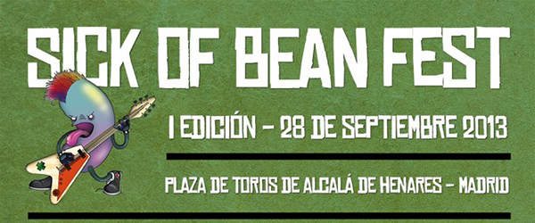 Nace el Sick Of Bean Fest en Madrid