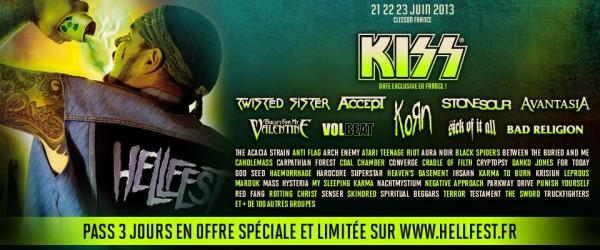 De Kiss a Berri Txarrak en el Hellfest Open Air