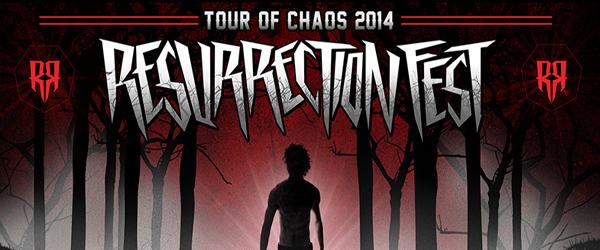 Hatebreed, The Exploited y Napalm Death juntos en 2014