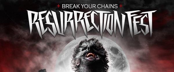 Previa Resurrection: Jueves (escenario ChaosStage)