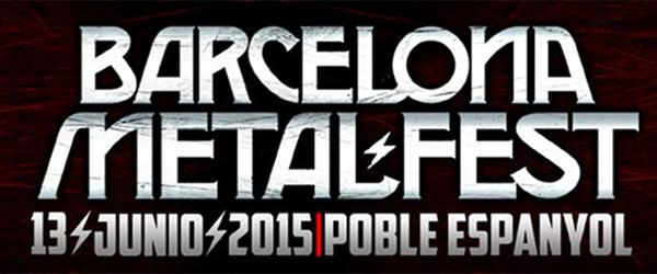 Fecha para el Barcelona Metalfest 2015