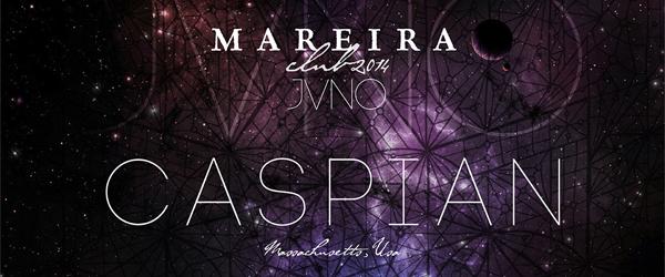 Mareira Club Jvno: Caspian, Lehnen, Syberia, El Paramo y La Hydra en A Coruña