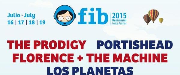 El FIB 2015 anuncia sus primeros nombres