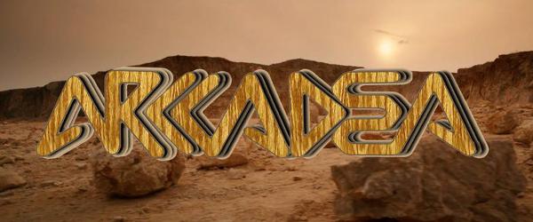 Primer tema de Arcadea, el proyecto electro de Brann Dailor (Mastodon)