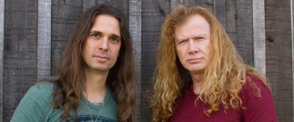 Megadeth confirman a Kiko Loureiro (Angra) como nuevo guitarrista