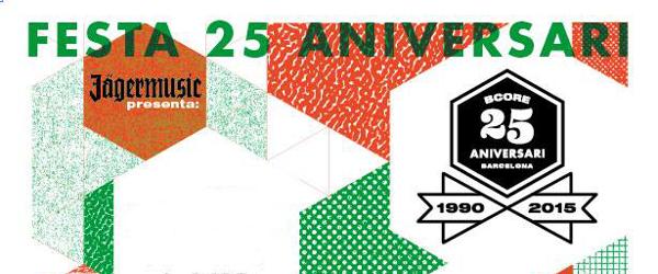 BCore celebra su 25 aniversario con unos conciertos muy especiales