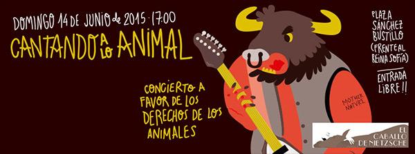 1er Festival Cantando a lo Animal