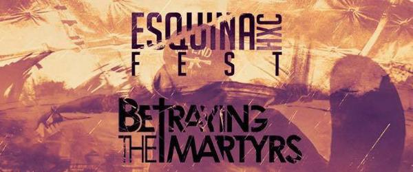 El Esquina HxC Fest de Murcia completa su cartel