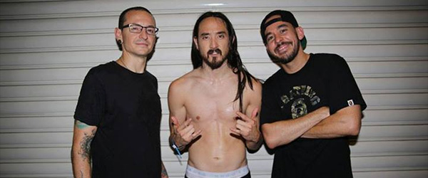 "Vídeo de Steve Aoki con Linkin Park: ""Darker Than Blood"""