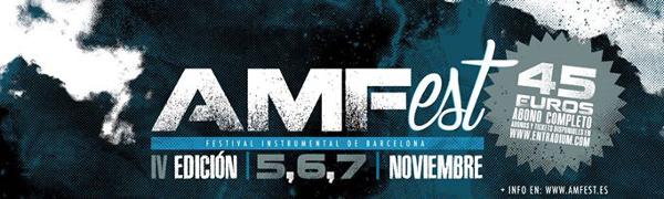 AMFest confirma a El Ten Eleven y la presentación de lo nuevo de Exxasens