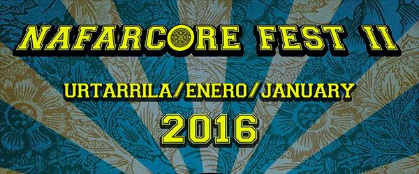 Nafarcore Fest II  - 15 de enero en Pamplona