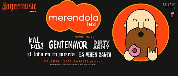 Jägermusic presenta: Merendola Fest