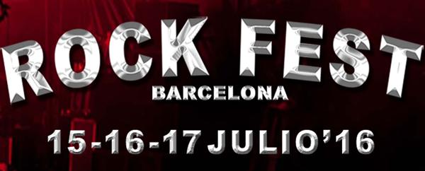 Cuenta atrás para el Rock Fest Barcelona