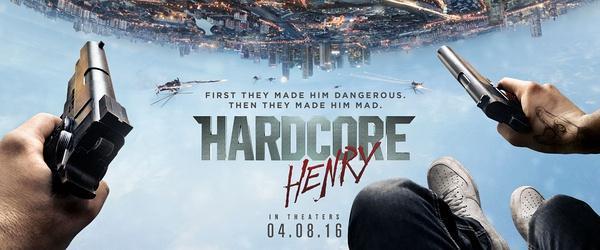 Miscelánea: hablamos de Hardcore Henry