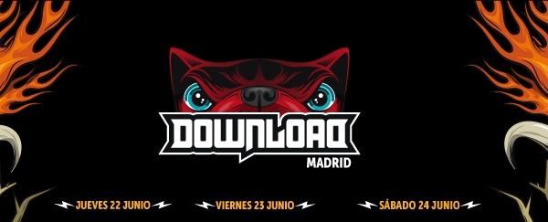 Nuevas confirmaciones para el Download Festival Madrid