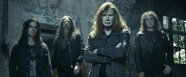 Megadeth, confirmados para el Leyendas del Rock 2017