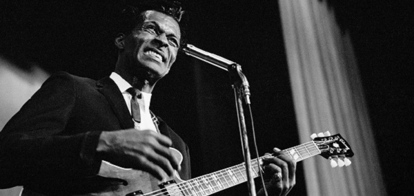 Fallece el legendario Chuck Berry