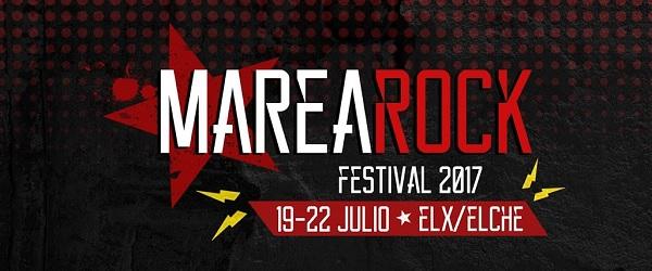 El MareaRock 2017 completa su cartel