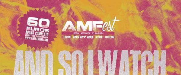 El AMFest suma nuevos efectivos