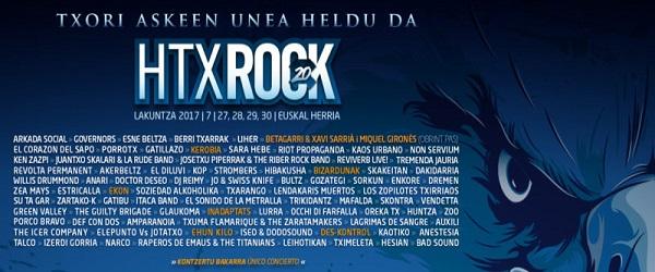 85 bandas para una nueva edición del Hatortxu Rock