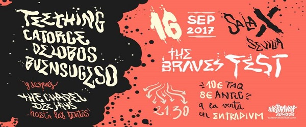 The Braves Fest en Sevilla