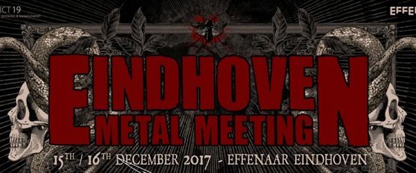 El Eindhoven Metal Meeting cierra su cartel