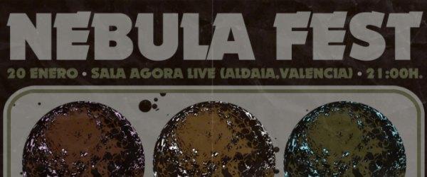 Nebula Fest en enero en Valencia