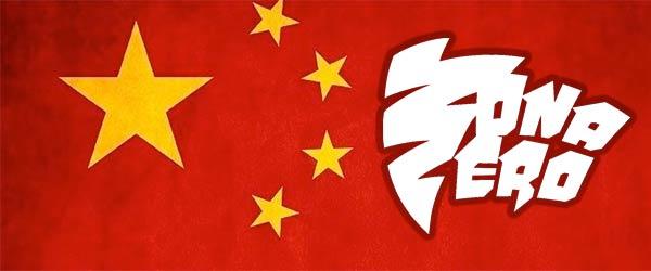 Zona-Zero se pasa al chino en 2018