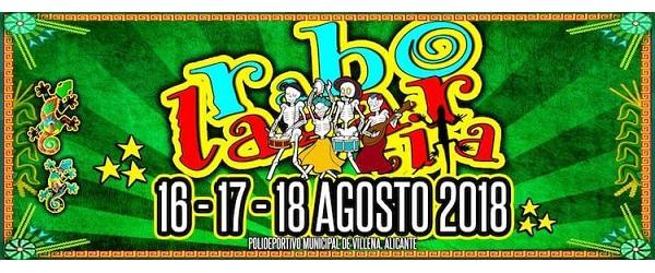 Skindred confirmados para el Festival Rabolagartija '18