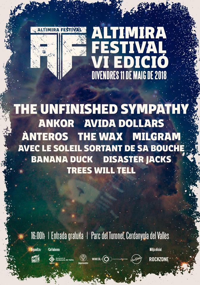 Festivales gratuitos en España - Página 2 AltimiraPoster