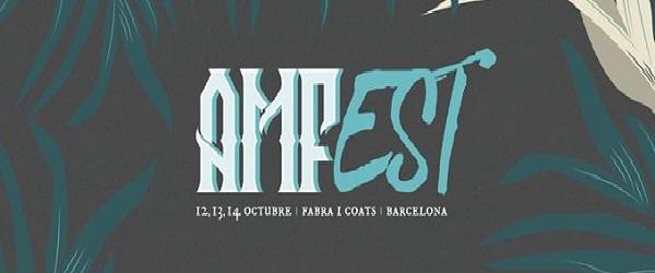Nuevas bandas confirmadas para el AMFest 2018