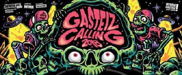 ¿Qué no deberías perderte de este Gasteiz Calling?