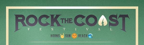 Primeras confirmaciones del nuevo Rock The Coast Festival