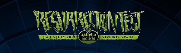 El Resurrection Fest 2019 tendrá a Slipknot en su cartel