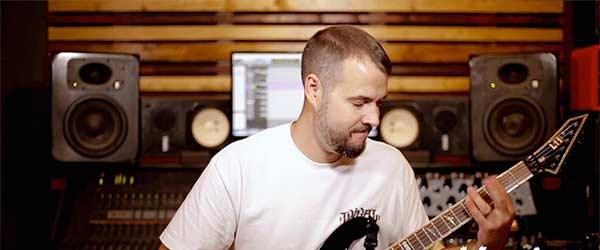 Adelanto de The Disaster, la nueva banda de Rob Arnold (Chimaira)