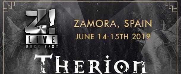 El Z! Live Rock Fest confirma a Therion y Soilwork