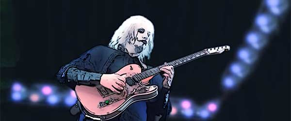 Vídeo de John 5 And The Creatures: 'Zoinks!'