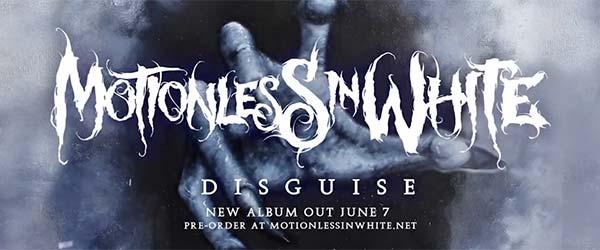 Motionless In White anuncian nuevo álbum con dos adelantos