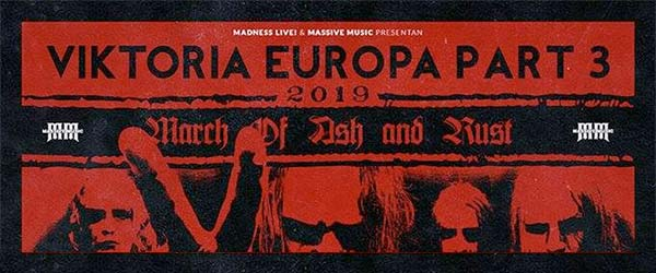 Crónica: Marduk en Sala Totem, Navarra