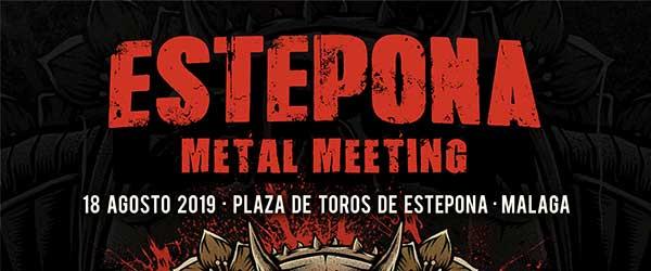 El Estepona Metal Meeting cierra su cartel