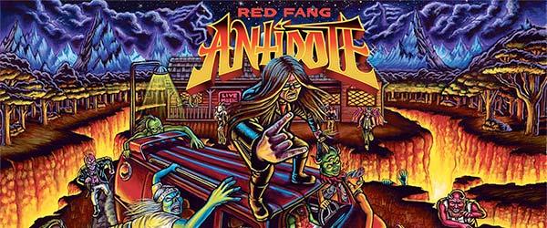 """Red Fang publica el vídeo para """"Antidote"""""""