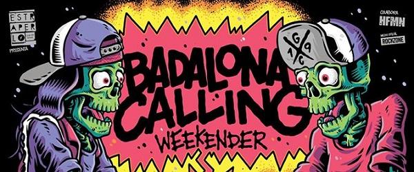 Calling Weekender, también en Badalona