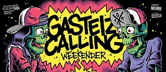 Gasteiz Calling anuncia nuevo formato para esta edición